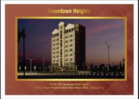 436 SQFT Ground Floor Shop Available In The Heart Of Bahria Town Phas8