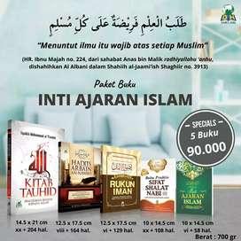 Paket Buku Inti Ajaran Islam