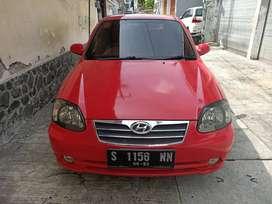 Hyundai Avega GX 2009