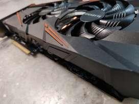 Nvidia GTX 1070 Graphic Card