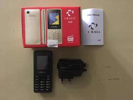 I KALL WITH BOX WITH CHARGER AND FULL GOOD CONDITION