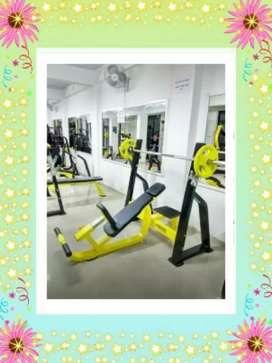 Alat gym SULTAN √ incline press 2910