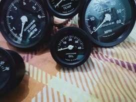 Speedometer vintage car repair and sale
