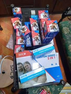 Paket Cctv merk SPC 4 chanel