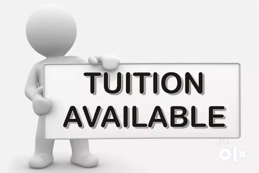 Tuitions available 0