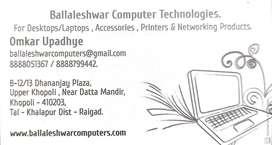 BALLALESHWAR COMPUTER TECHNOLOGIES