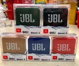 Speaker wareles blutoot JBL GO2 super bass