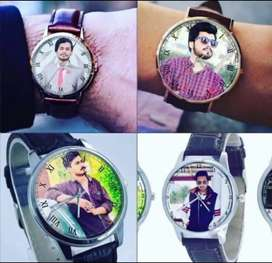 Watch with ur name or picture