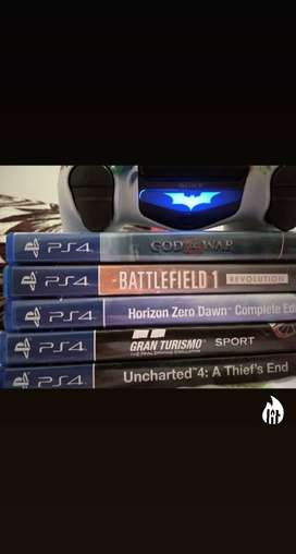 Rent PS4 game disc