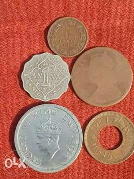 Coin is old not found easily