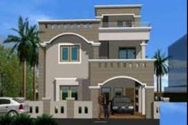 2BHK 2ND FLOOR 12000 FOR FAMILY OR SERVICE GIRLS NEAR DAMANA SQUARE