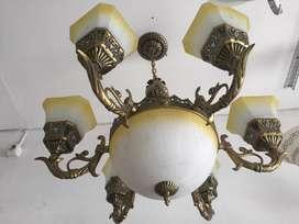 Lampu gantung hias klasik murah