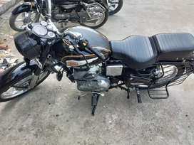 Royal Enfield. Standard very less used  totally original