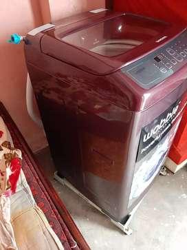 Samsung fullyautomatic washing machin 6.5kg  top maudal 12 da