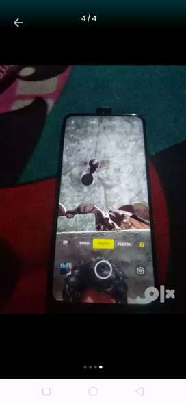 Oppo f11 pro 4 month old phone bill box sab