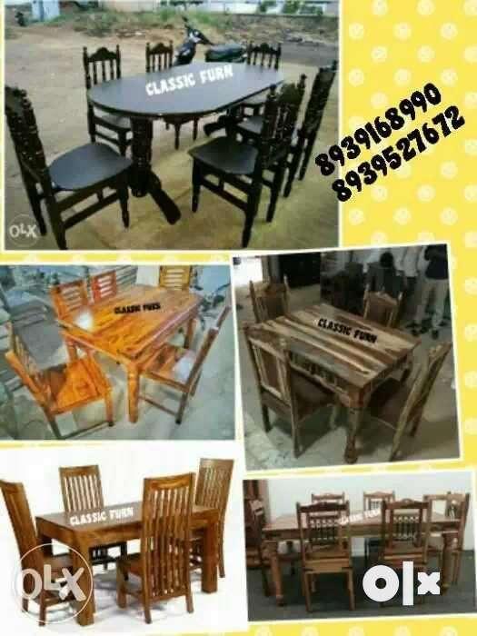 brand new fresh model dining table 0