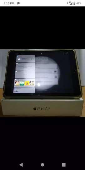 iPad air 2  space grey 64gb