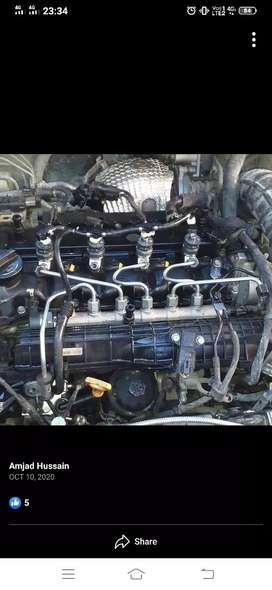 Car fuel injector service