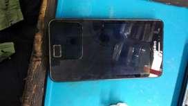 Samsung S2 og lcd