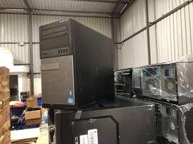 Dell Tower 3010 Core I3 2nd gen ( 4gb ram 1 tb hdd dvd ) dvd warranty
