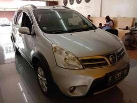 Nissan Livina Xgear M/t 2012 superrr