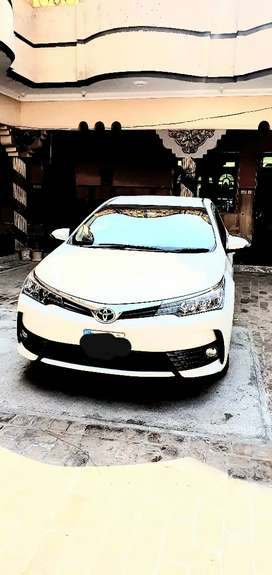 Toyota Corolla Gli 1.3 Automatic Bumper to Bumper is up for sell