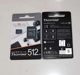 Micro SD Tachyon 512GB