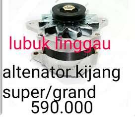 Altenator kijang super grand