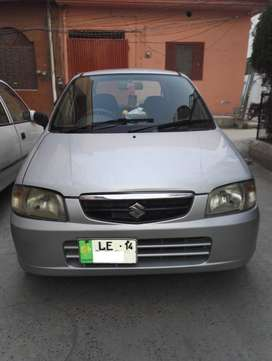 SUZUKI ALTO 2008 MODEL TOTAL GENUINE GUARANTEED