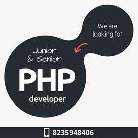 HIRING PHP DEVELOPER