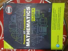 Class 8 iit book of maths