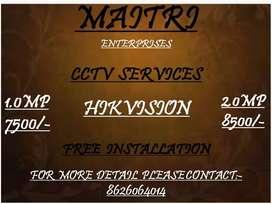 BEST OFFER IN CCTV CAMERA HIKVISION