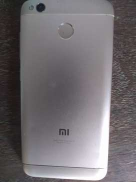 redmi 4 good condition 2GB RAM 16 GB ROM