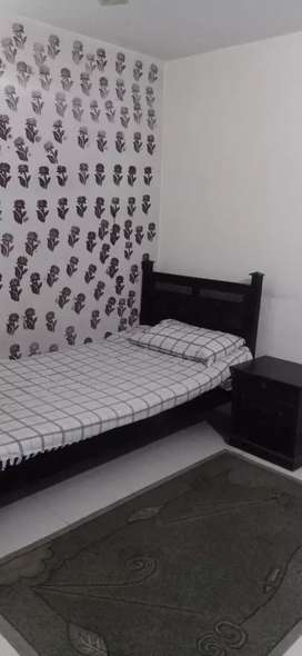 Independent Furnished Room available in Wapda Town , lhr.