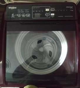 Fully automatic 7.5kg whitemagic Elite whirlpool Top loading