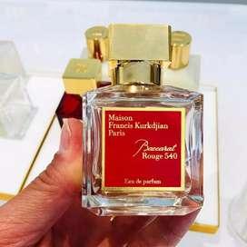 Parfum baccarat white EDP