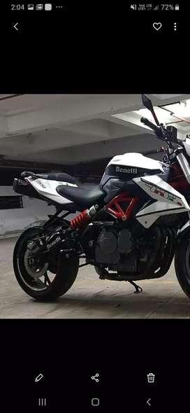 Benelli 600i TNT ABS ixil 60