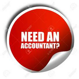 Need a accountant urgently