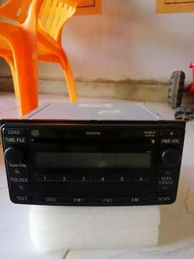 Tape CD Original Innova 2010