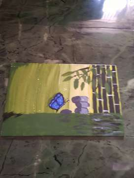 Tile painting