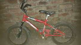 Fastrack bycycle in good condition with working brakes