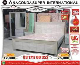 { Wood Furniture  Factory } Double bed Wood Bed Set Single bed