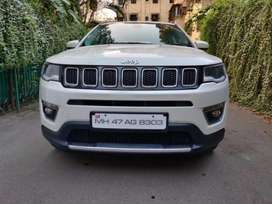 Jeep Compass 1.4 Limited, 2019, Petrol