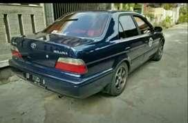 Toyota soluna GLI tahun 2000 purwakarta, rival baleno, city z, corolla