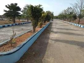 Very near to Timmapur Railway before Shadnagar