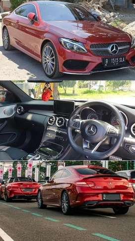 Mercedes Benz C300 Coupe
