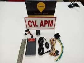 GPS TRACKER gt06n, amankan mobil rental/taxi online+server