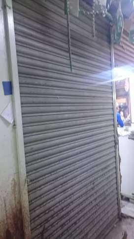 Shop at saddar rafiq Market opposite by cooperative market