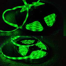 Set Of Two SMD Green Led Strip Light