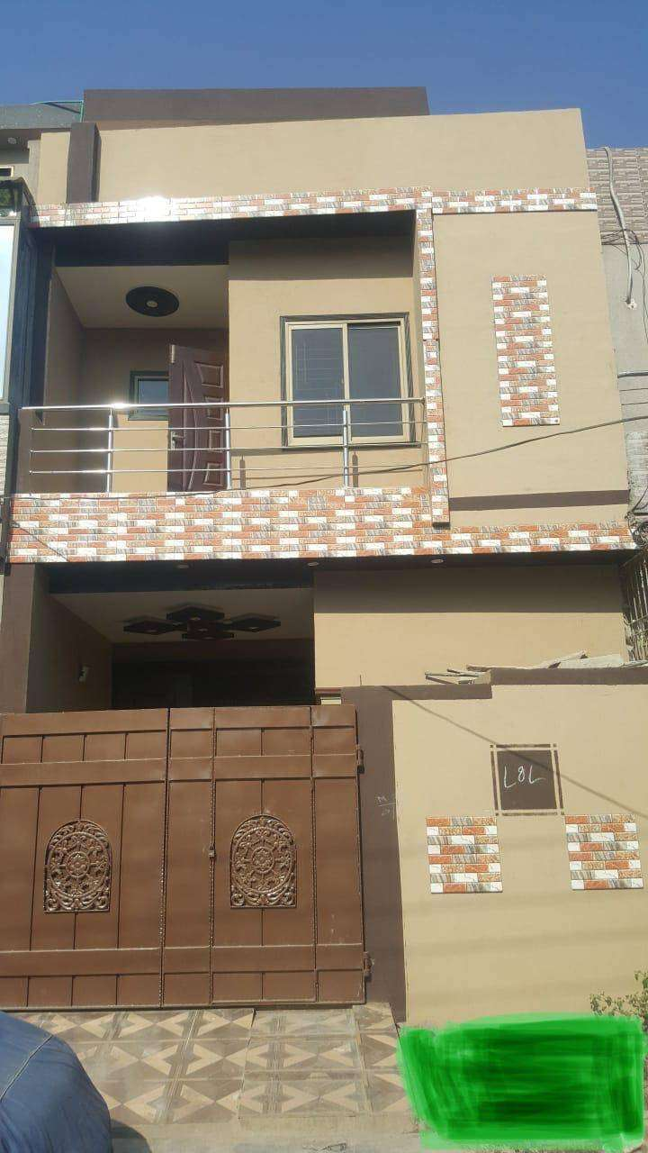 3 Marla newly constructed house in Al Rehman Gardens Phase 2 0